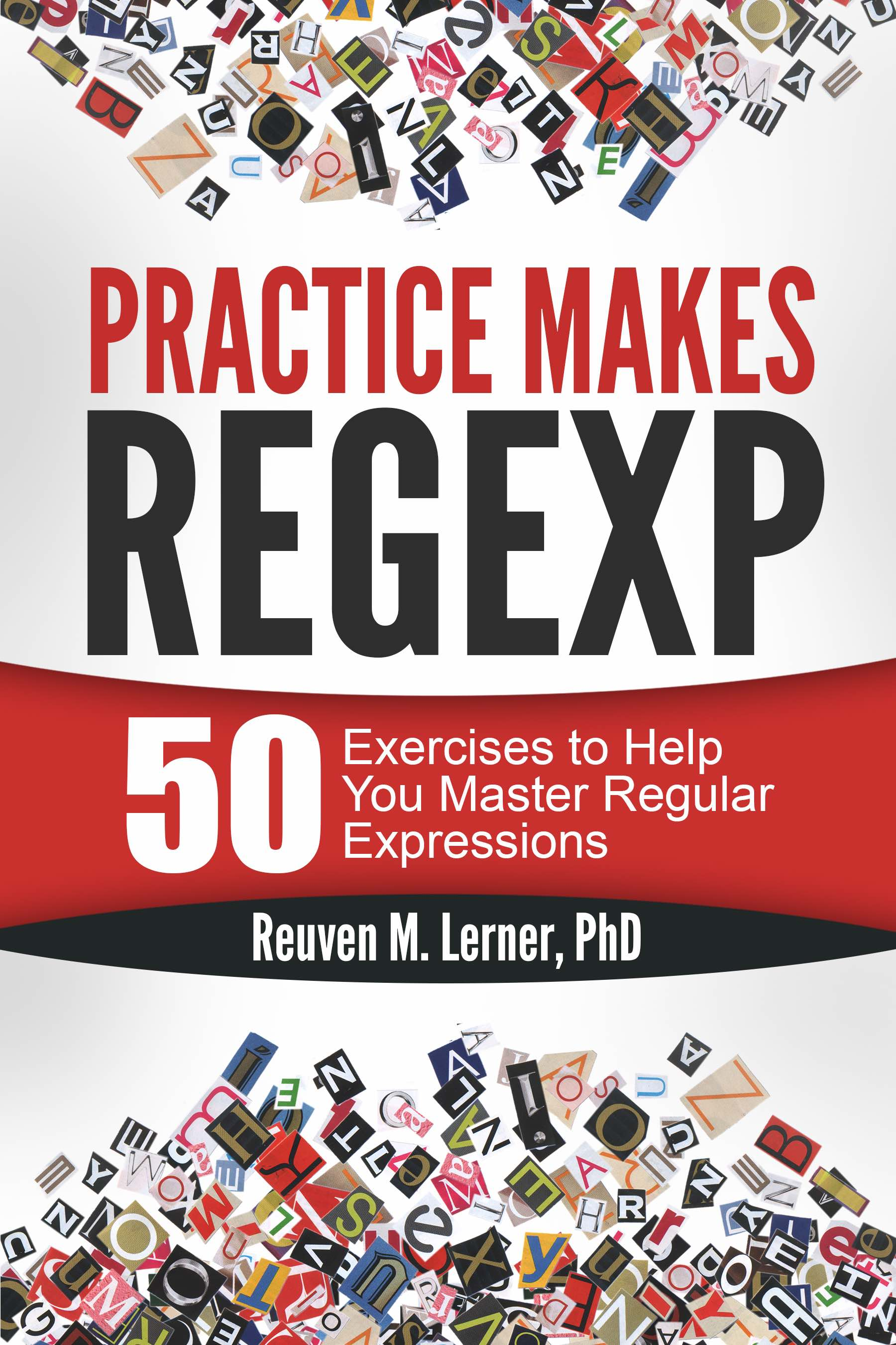 ebook: Practice Makes Regexp
